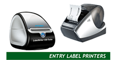 EntryLabelPrinter Card printing services
