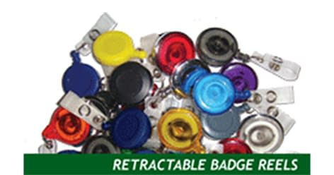 RetractableBadgeReel